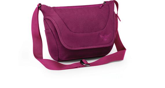 Osprey W's Flap Jill Micro Bag 4 L Dark Magenta